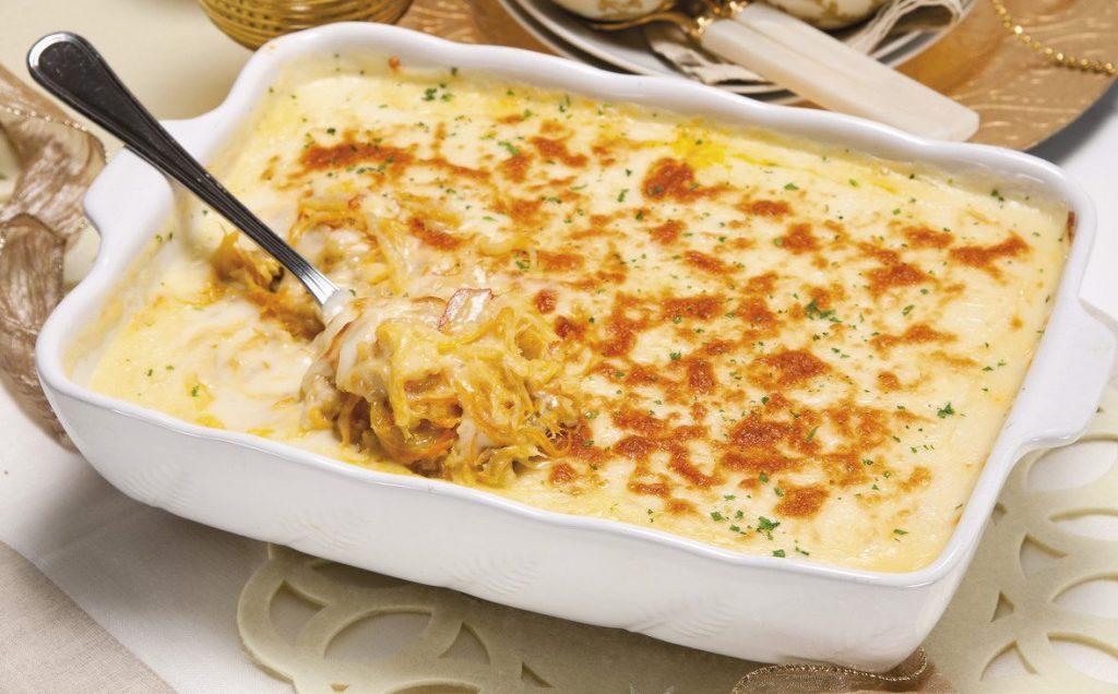 Cosa mangiare in Portogallo - Bacalhau com nata