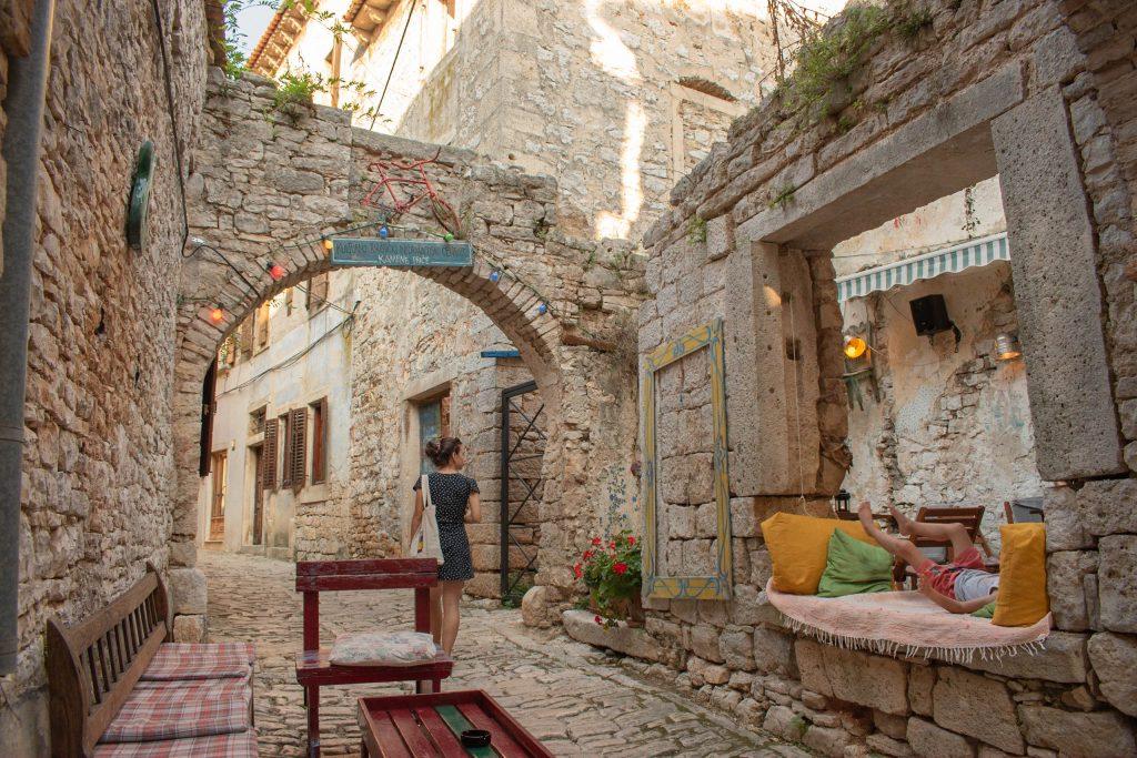I borghi più belli dell'Istria - Valle
