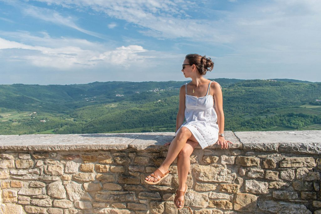 I borghi più belli dell'Istria - motovun