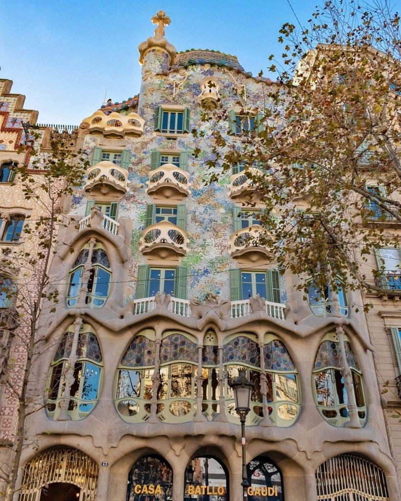 Barcellona-Casa Battlo.1