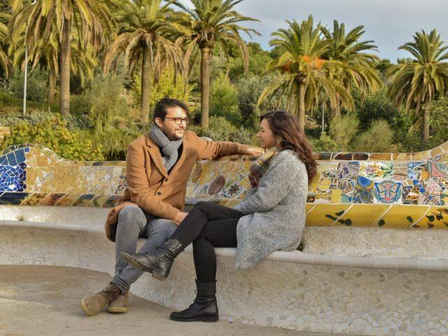 Barcellona-Parco Guell