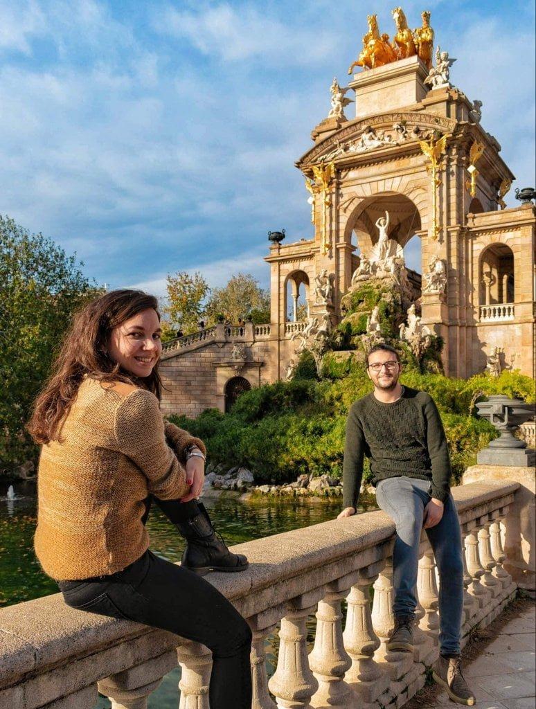 Barcellona - Parco ciutadella
