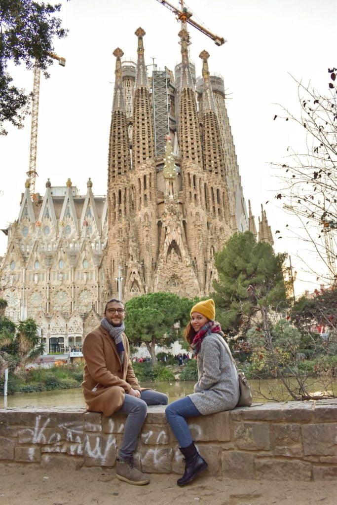 Barcellona-Sagrada Familia.1