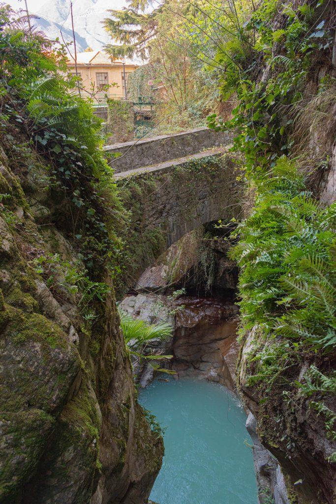 Orrido di Bellano - Ponte