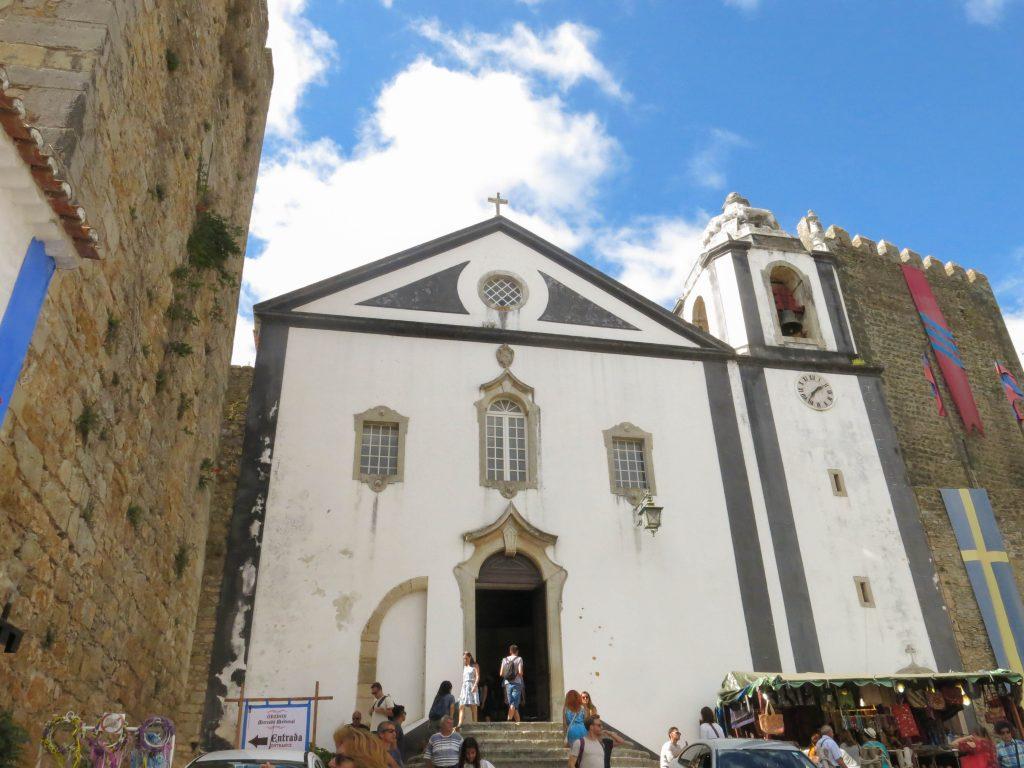 chiesa di Obidos