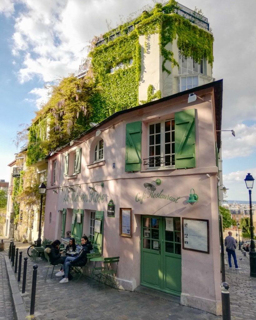 Viaggiando da casa - Parigi