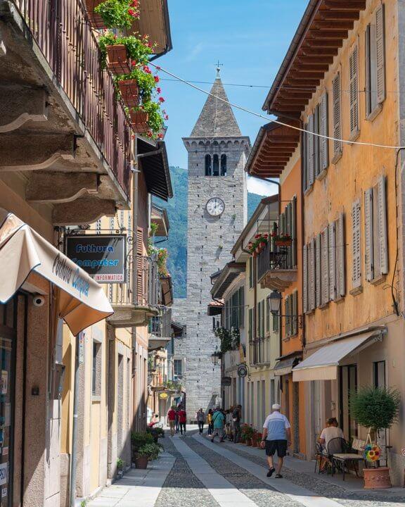 Cannobio torre