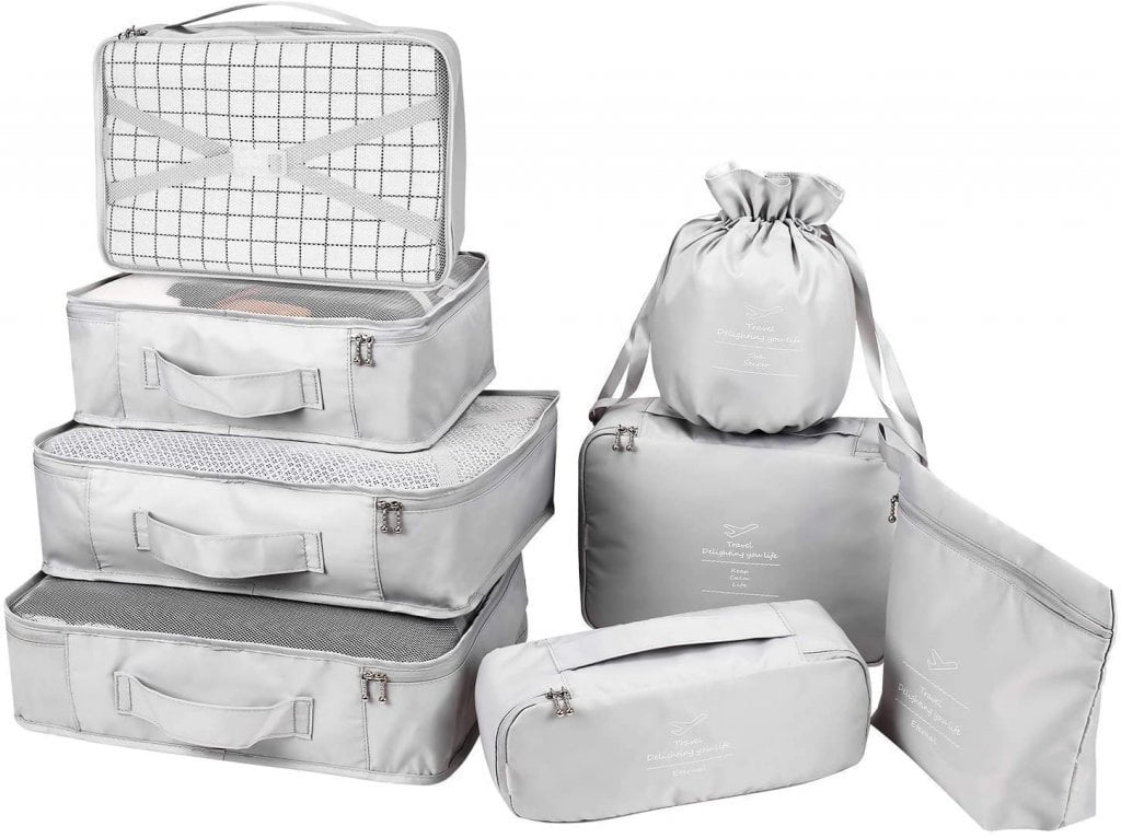 Organizer da viaggio - regali per chi ama viaggiare