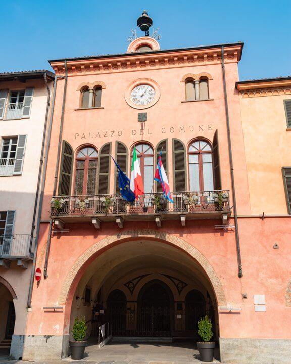Alba - Palazzo Comunale