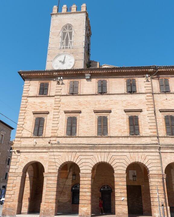 Osimo - Palazzo Comunale