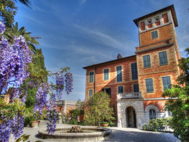 Fioriture italia - Villa Hanbury
