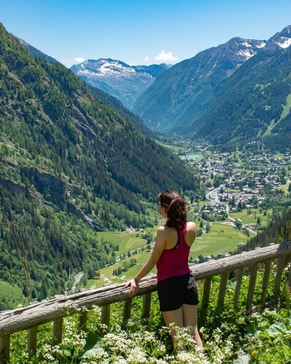 Gressoney - Alpenzu Grande